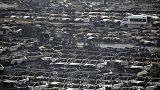 Más de 200 especialistas buscan determinar la causa y los efectos de las explosiones en Tianjín
