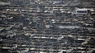 Китай: военные специалисты прибыли на место взрыва в Тяньцзине