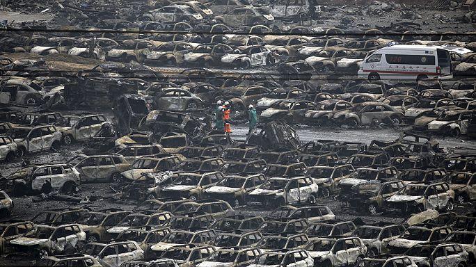 Pékin envoie à Tianjin des experts en armes chimiques et nucléaires