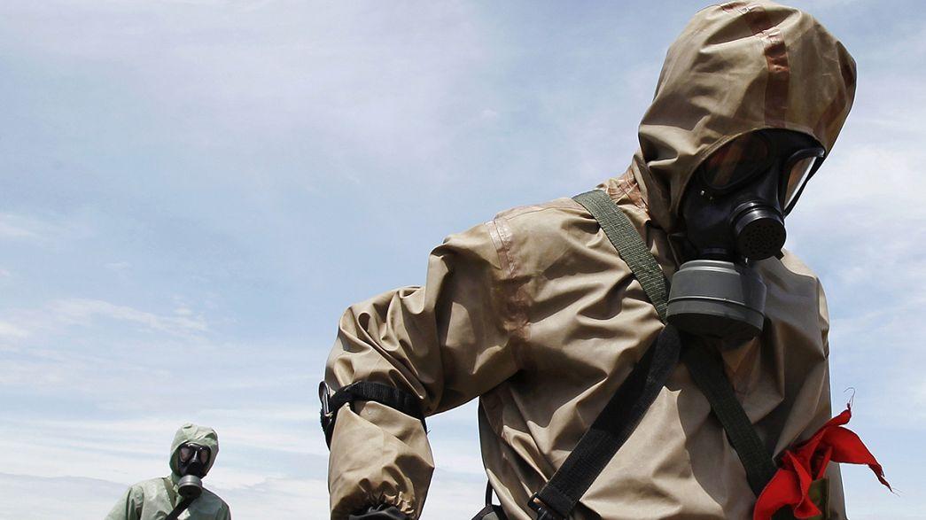 L'État Islamique utiliserait des armes chimiques contre les Peshmergas en Irak