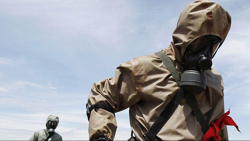"""Боевики """"ИГИЛ"""" получили доступ к химическому оружию?"""