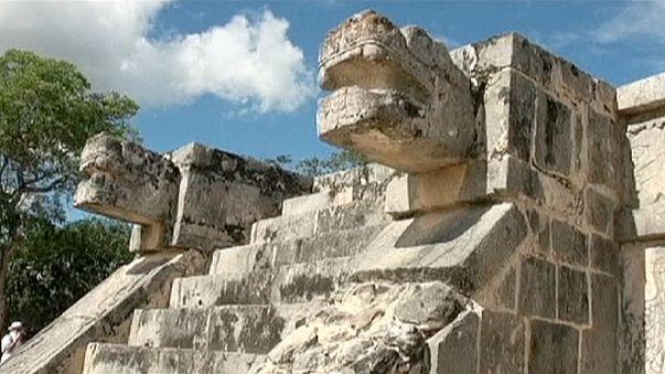 Une cavité monumentale découverte sous la pyramide de Kukulcan