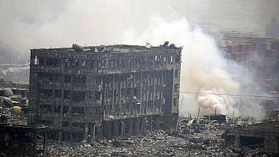 Explosions de Tianjin en Chine : toujours aucune explication
