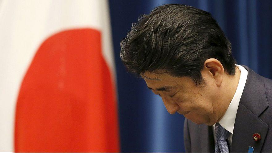 Abe Sinzó: Éppen eleget kértünk már bocsánatot