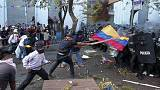 Proteste in Ecuador gegen Wiederwahl-Pläne des Präsidenten