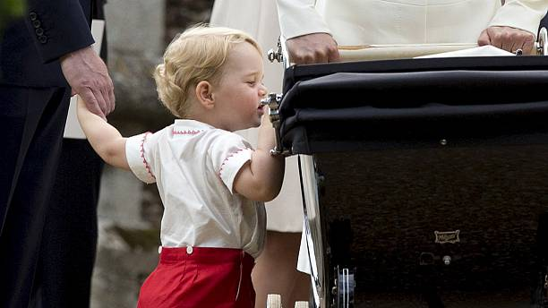 Palace issues warning over paparazzi harassment of Prince George