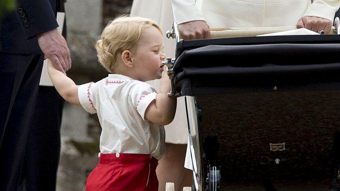 Kate et William s'inquiètent pour le prince Georges