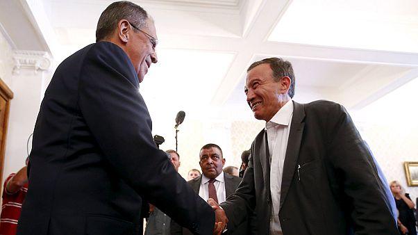 Lavrov se reúne con una delegación de la oposición siria
