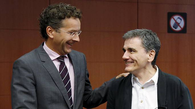 Euro Bölgesi'nden Yunansitan'a yardım paketine yeşil ışık