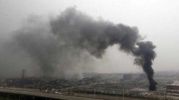 Patlama sonucu çevreye sodyum siyanür yayıldığı belirlendi