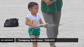 Comemorações do fim da II Guerra Mundial na Coreia do Norte