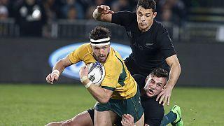 Râguebi: Richie McCaw entra para a história na vitória frente à Austrália