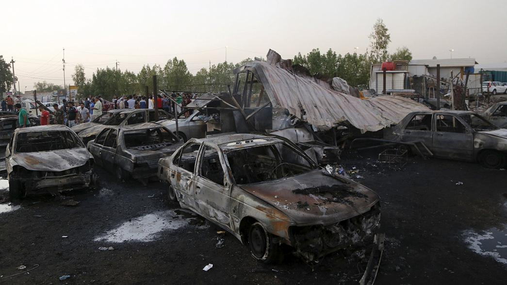 Attacchi all'autobomba a Baghdad, almeno 24 morti