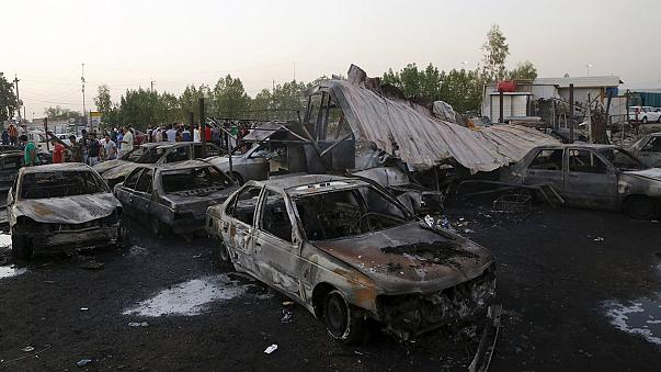 Blutiger Samstag: Tödliche Bombenanschläge in Bagdad