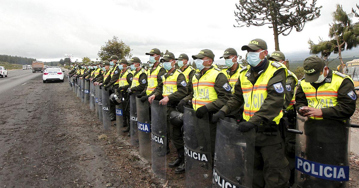 ecuador estado: