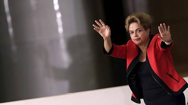 Brazil: protestors call for President to be impeached