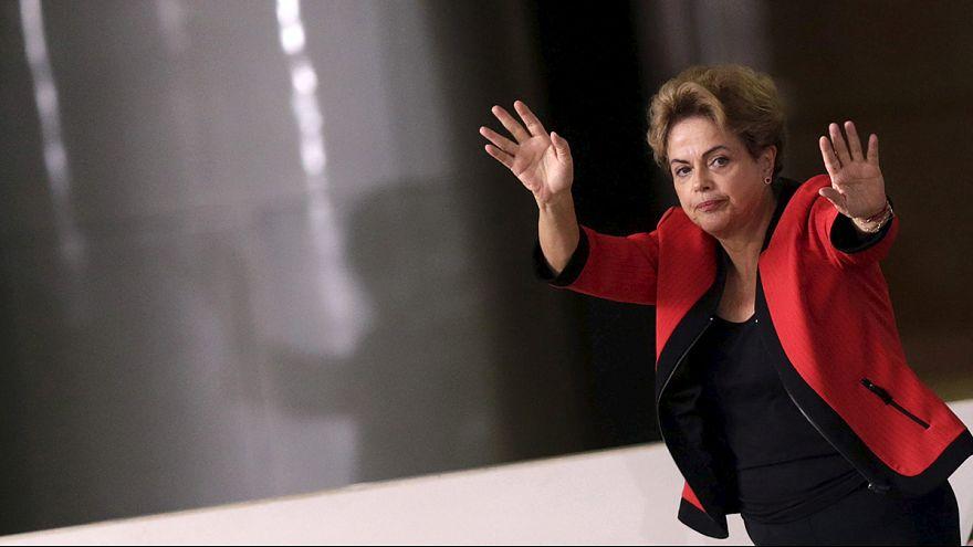 البرازيل: يوم مظاهرات حاشدة للمطالبة بإقالة ديلما روسف