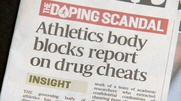 فدراسیون بین المللی دو و میدانی، متهم به جلوگیری از انتشار نتایج یک تحقیق در زمینه دوپینگ