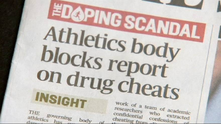 IAAF 'blocked report suggesting top athletes broke anti-doping rules'