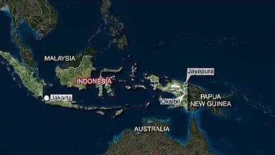 Indonesia: Trigana Air flight crashes over Papua