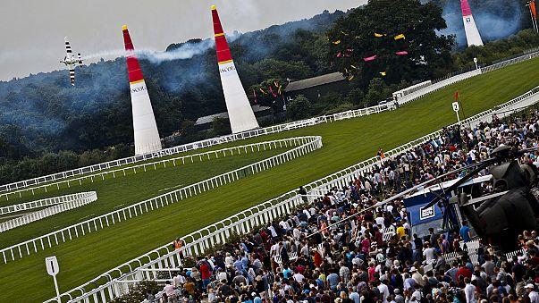 Red Bull Air Race: Bonhomme trionfa anche ad Ascot
