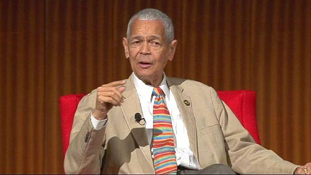 US civil rights icon Julian Bond dies aged 75