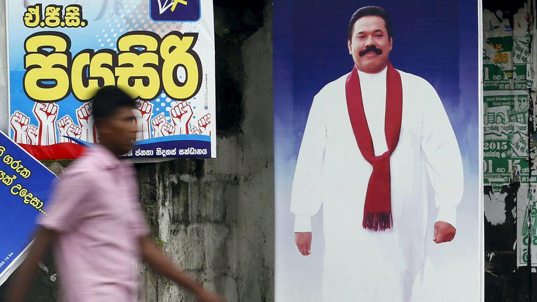 Sri Lanka wählt neues Parlament und die Zukunft des Tamilen-Bezwingers Rajapaksa