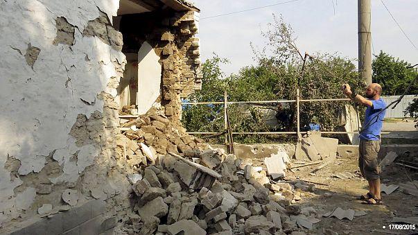 مقتل سبعة مدنيين على الأقل مع ارتفاع وتيرة القصف شرق أوكرانيا