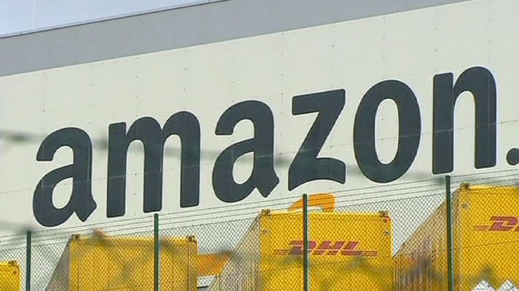 """""""Gefühllose Manager"""" und umstrittene Arbeitsbedingungen bei Amazon"""