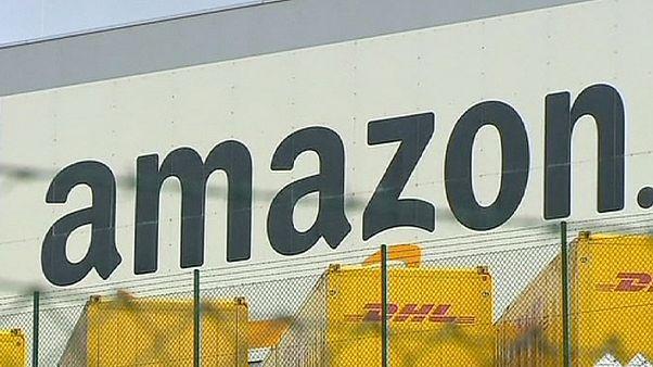 Amazon'un tartışmalı çalışma şartları