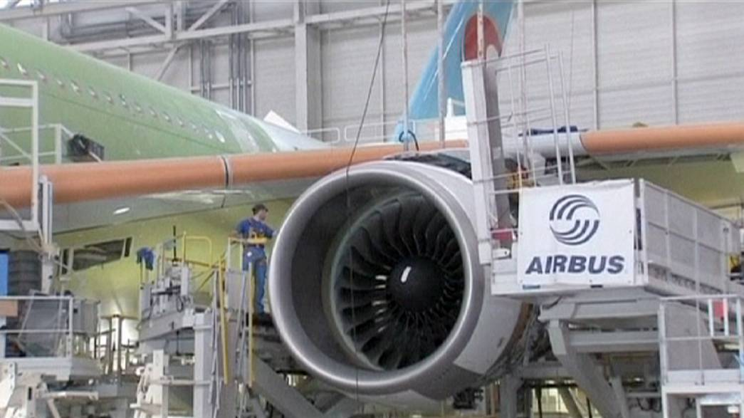 Commande record pour Airbus