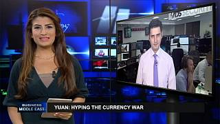 The currency war intensifies after China devalues the yuan