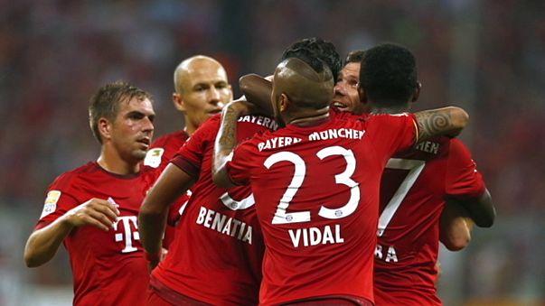 Korner: Bayern Münih lige fırtına gibi başladı, Jose Mourinho'nun hareketi tepki topladı