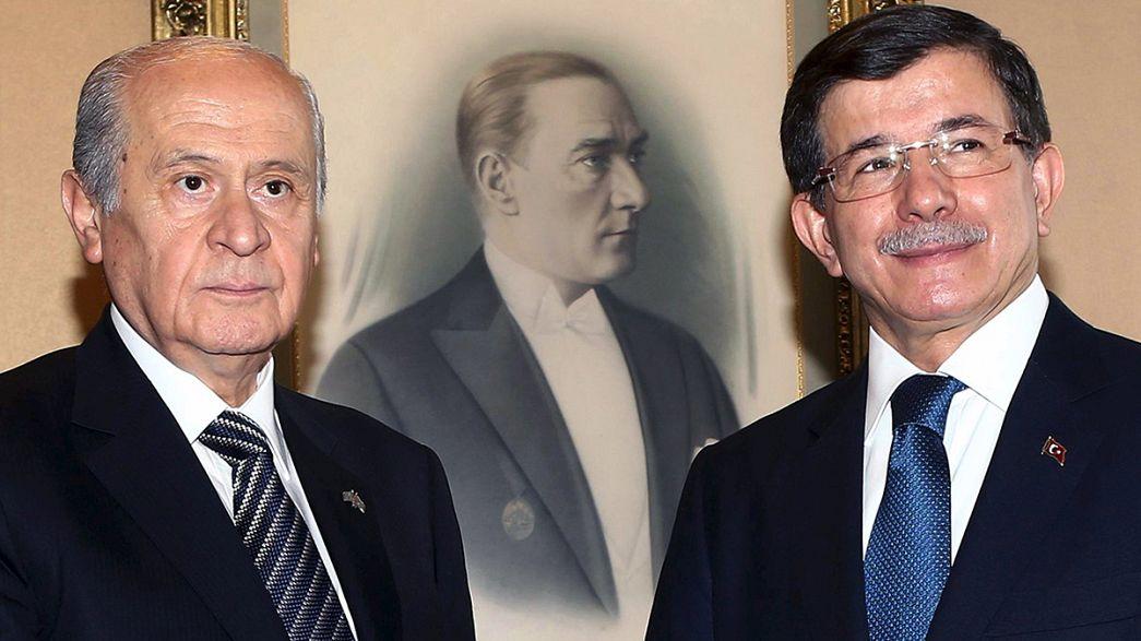 Turchia verso nuove elezioni, fallito l'ultimo tentativo di coalizione