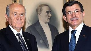ترکیه؛ شکست گفتگوهای ائتلاف میان حزب عدالت و توسعه و حزب حرکت ملی