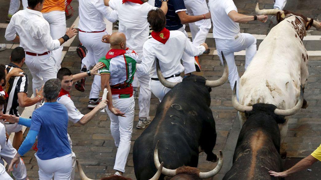Espanha: Largadas de touros mortíferas