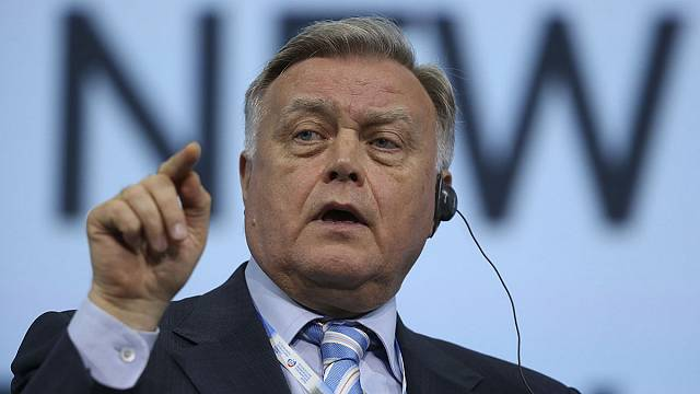 Владимир Якунин уходит в отставку ?