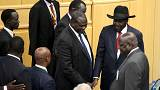South Sudanese president says 'no deal' at peace talks with rebels