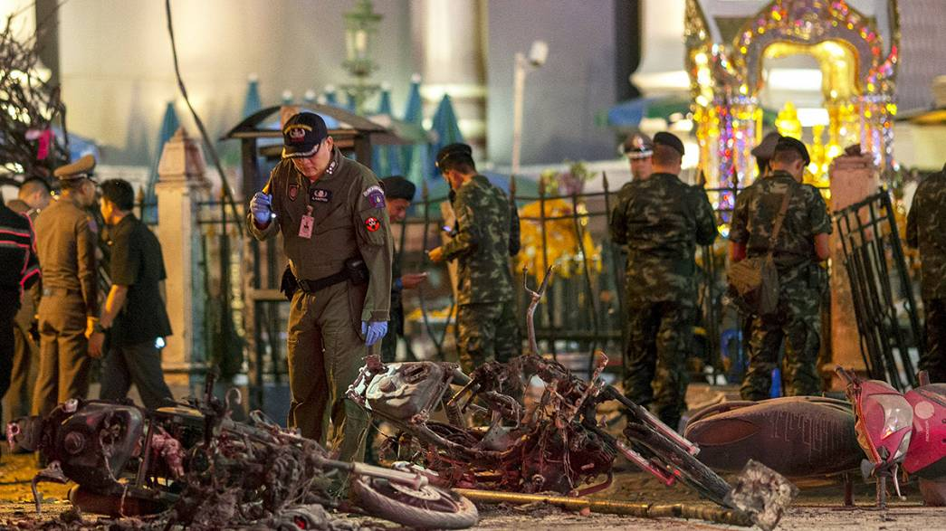 """Bomba a Bangkok: """"hanno colpito il turismo"""" secondo autorità locali"""