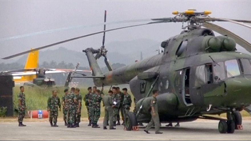 Encuentran los cadáveres de los 54 ocupantes del avión que se estrelló el domingo en Papúa