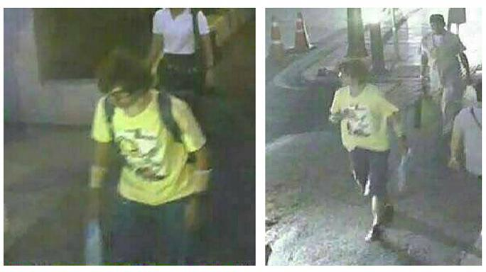 Thai authorities hunt Bangkok bombing 'suspect' seen on CCTV