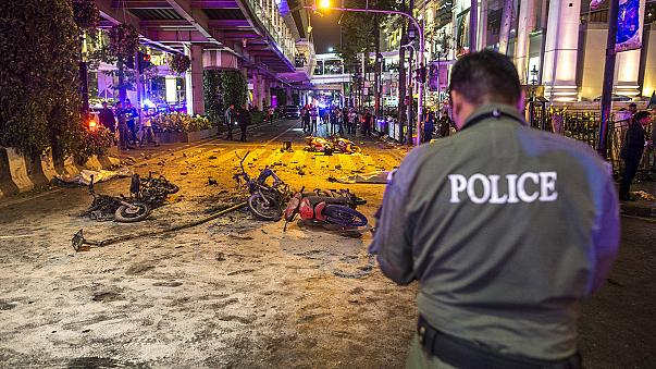 """""""C'est un nouveau type d'attaque pour Bangkok"""""""