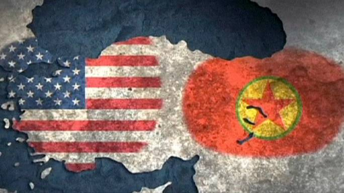ISIL video threatens Turkey over support for US