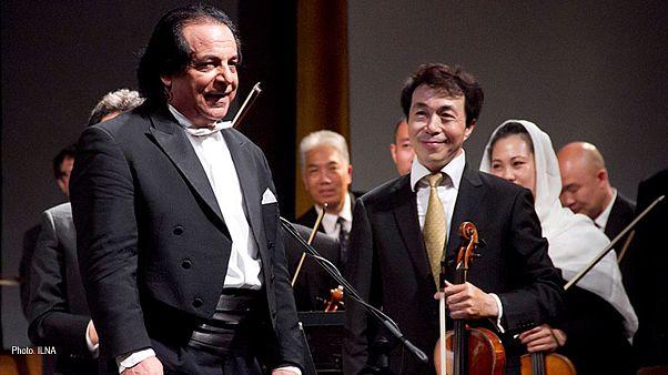 ارکستر فیلارمونیک چین در تهران: از چایکوفسکی تا شهرزاد کورساکوف