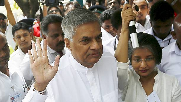 Ruling party wins Sri Lankan election