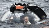 Crimea: Putin blames Kyiv for Ukraine violence, warns Tatars not to expect special status