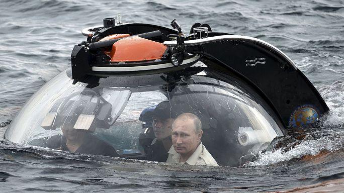 Feszülten nézi Kijev Putyin krími látogatását