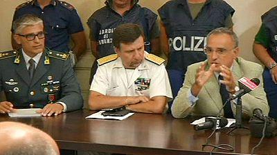 Detenidos en Italia ocho traficantes de personas acusados de homicidio múltiple
