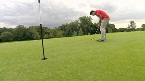Atletismo y golf se mezclan en el Speedgolf