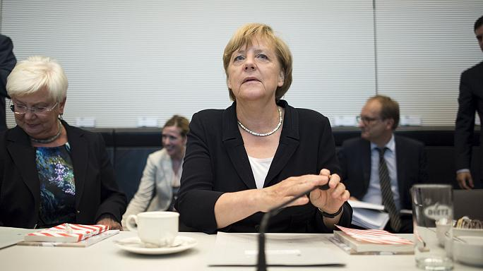 German parliament prepares to vote on Greek bailout